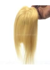 Kahkül Platin Sarı %100 Gerçek Saç Garantili Ürün